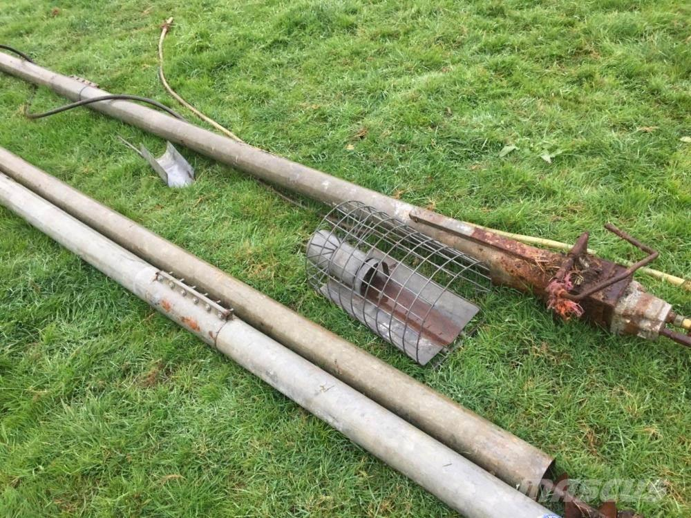 [Other] grain augers £390