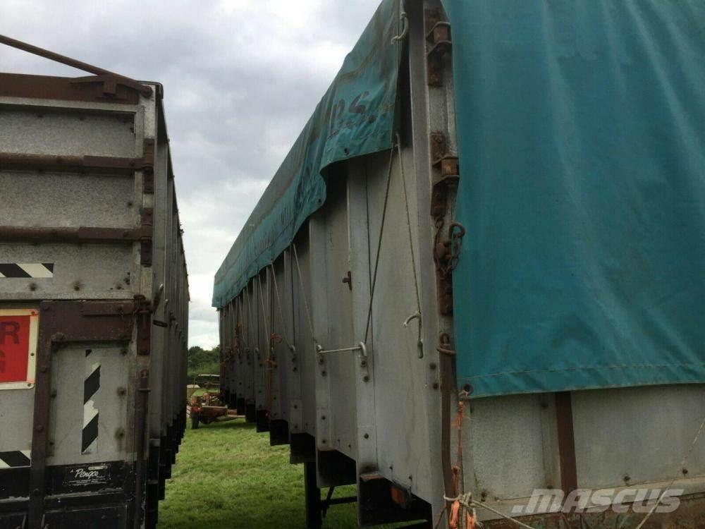 [Other] Grain Trailer - Artic Trailer £1650 plus vat £1980