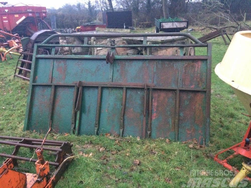 [Other] Livestock shunter £250 plus vat £300