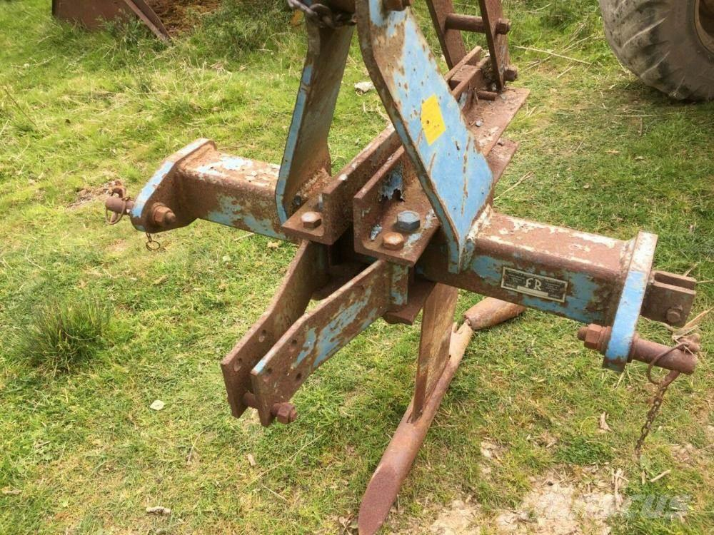[Other] Mole Plough Ransomes with expander £550 plus vat £