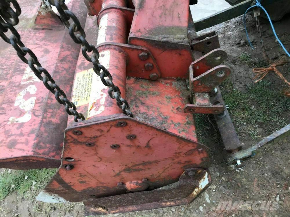 [Other] Rotovator suit compact tractor 4 foot wide £480