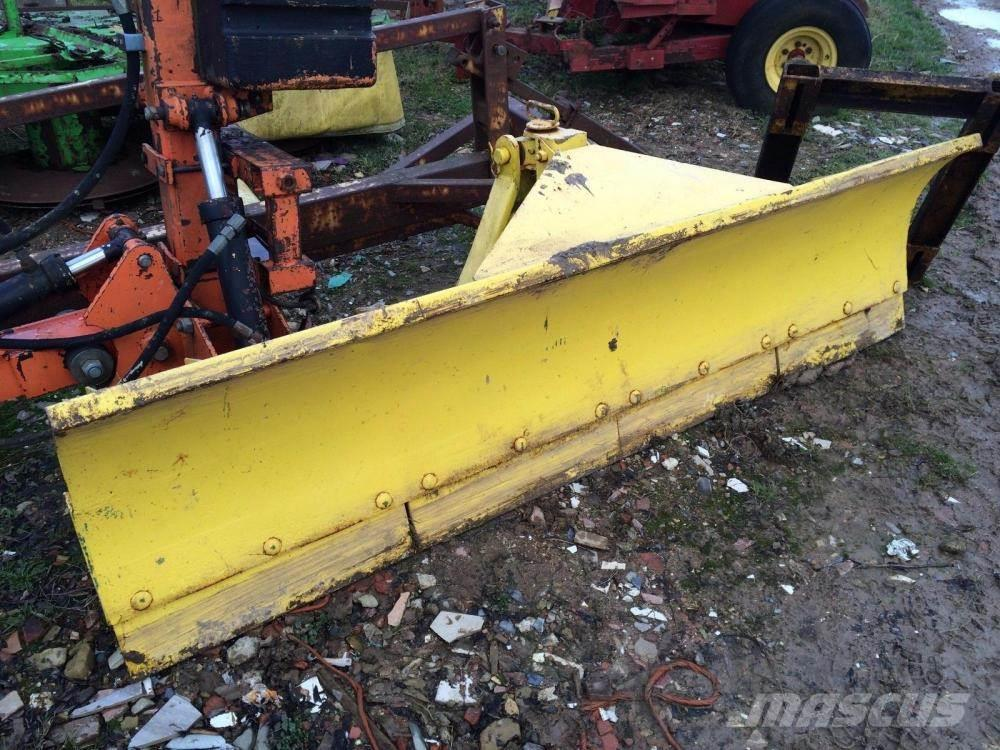 [Other] Snow Plough £750 8 foot wide