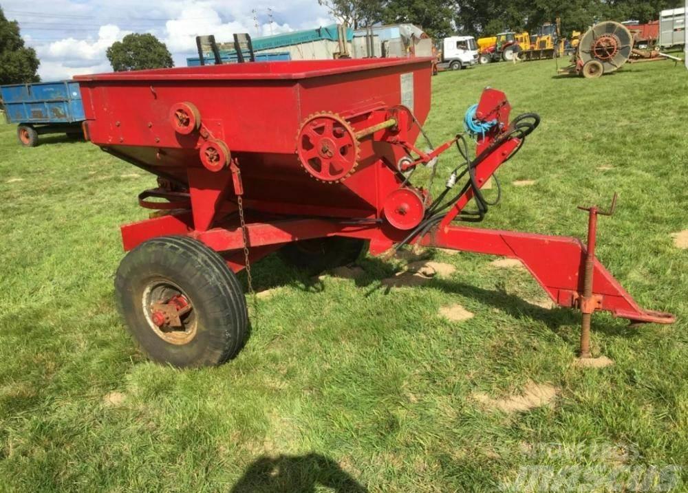 [Other] Taskers Trailed Fertiliser Spreader £480 plus vat