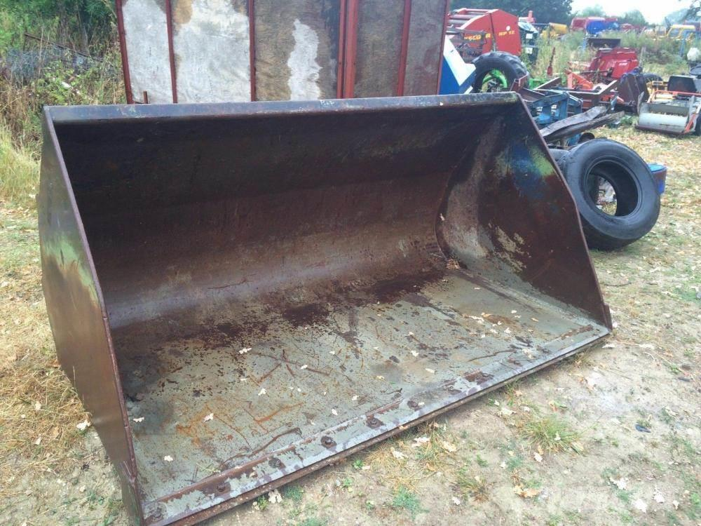 [Other] Telehandler bucket - large grain bucket 8 foot wid