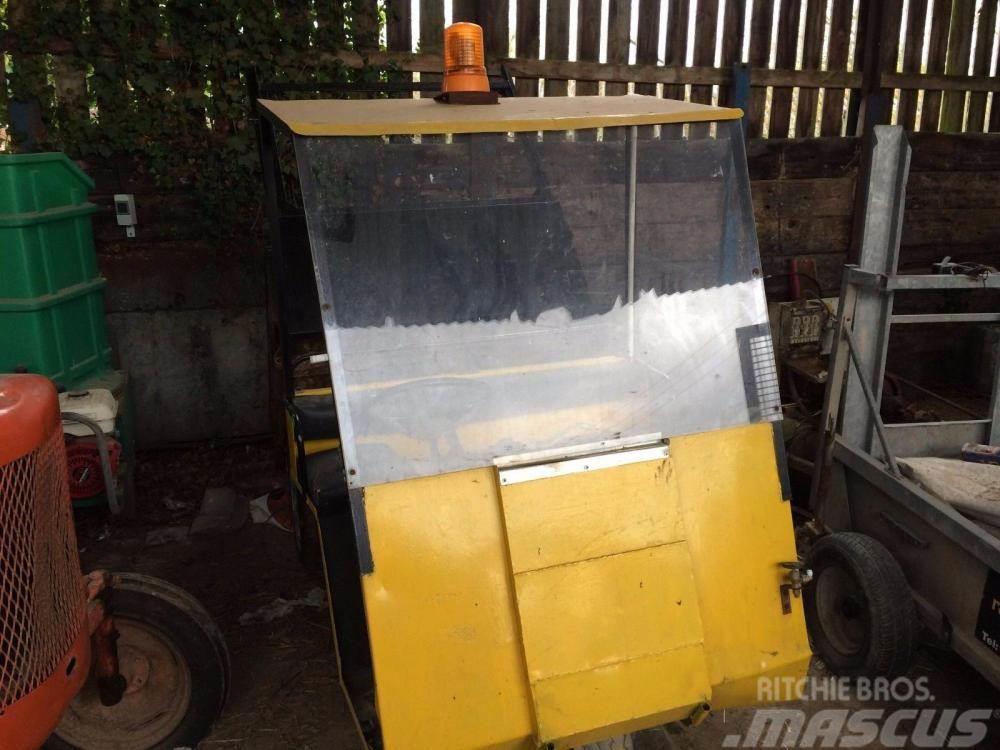 [Other] Tipper Truck - Mallard £850