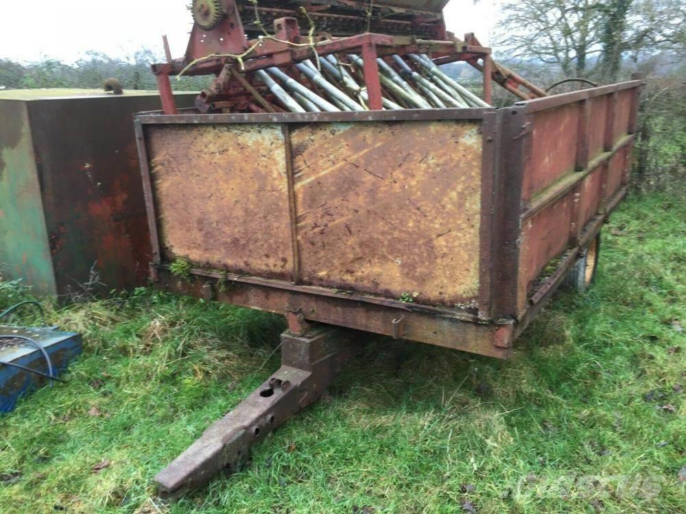[Other] Tipping Trailer 3 ton Steel £550