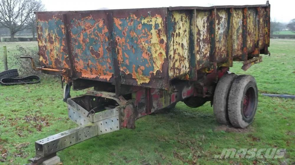 [Other] Tipping Trailer Heavy Duty