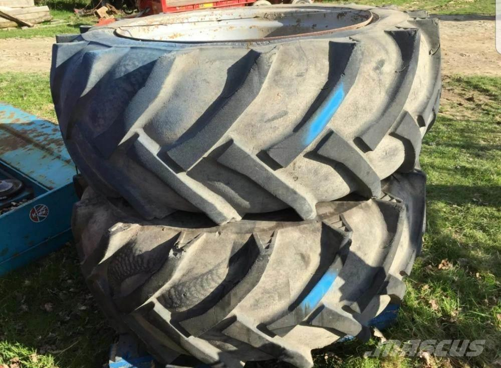 [Other] Tractor tyres and wheels 600/55-38 £300 plus vat £