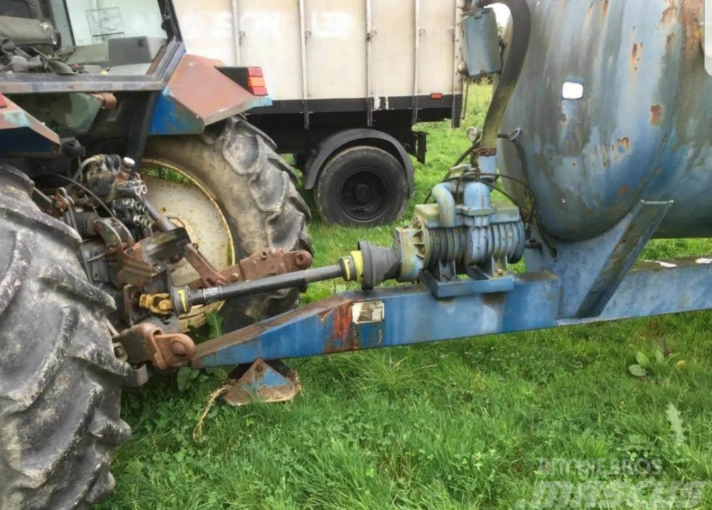 [Other] Tractor Vacuum Tanker £1500 plus vat £1800