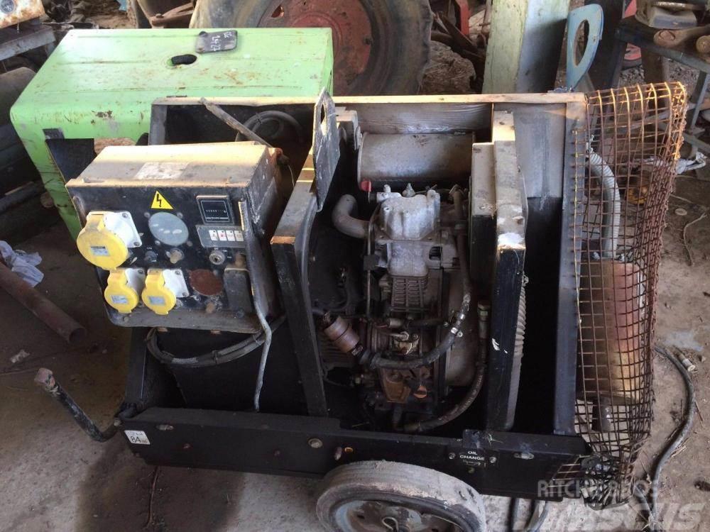 Pramac Generator 6 Kva £750 plus vat £900