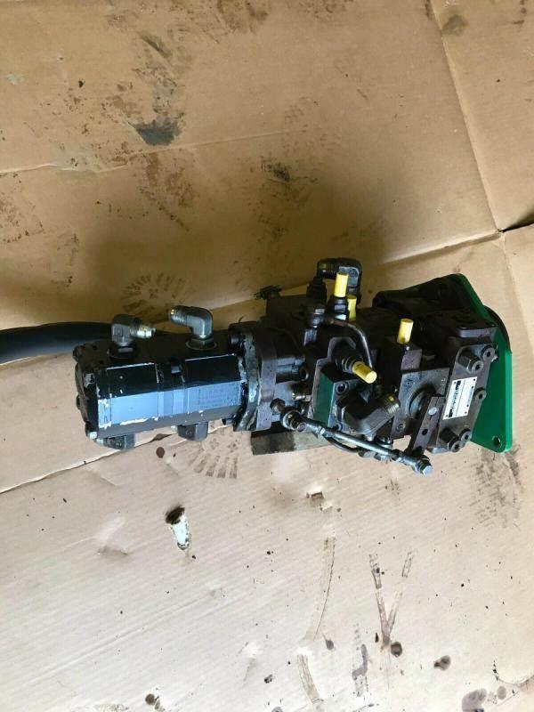 Ransomes 350 D Mower 5 Gang main hydraulic drive unit £400