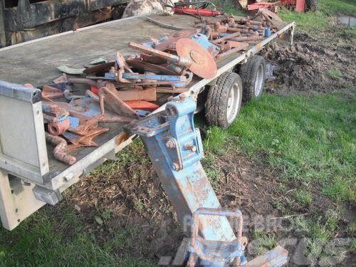 Ransomes Plough Parts