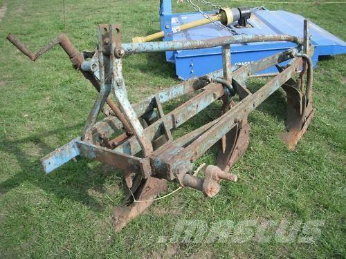 Ransomes Three Furrow Plough