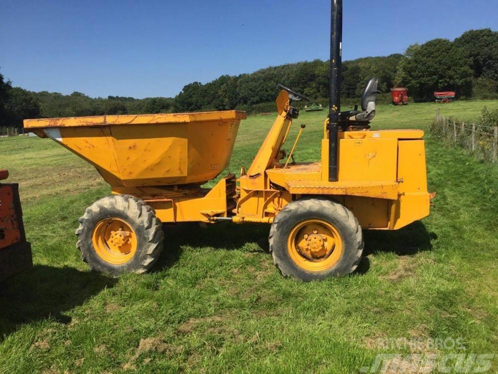 Thwaites 4 ton tip and swivel dumper £3950 plus vat £4740