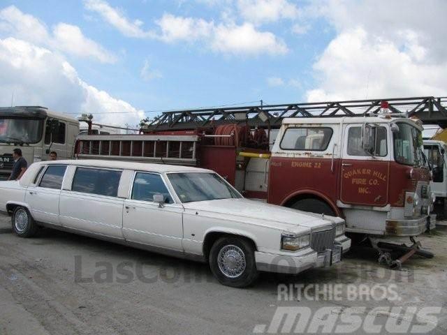 Cadillac BROUGHAM, Personbilar
