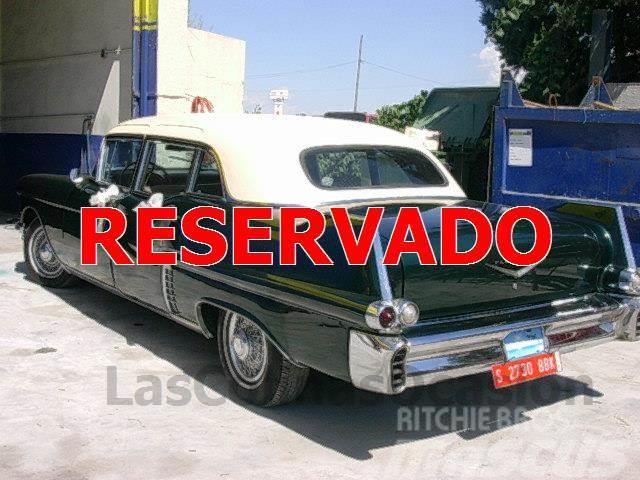Cadillac Fleetwood, 1956, Personbilar