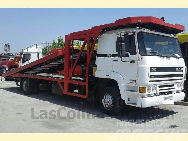 DAF 1700, 1991, Biltransportbilar