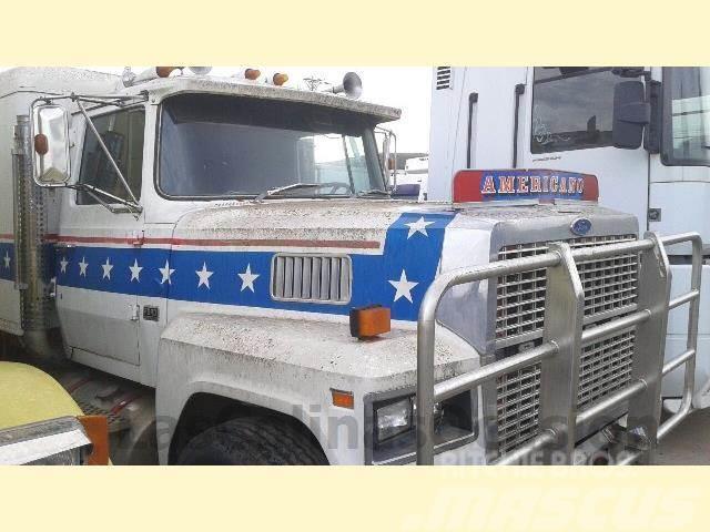 Ford AMERICANO