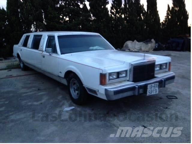Used Ford Lincoln Cars Year 1990 For Sale Mascus Usa