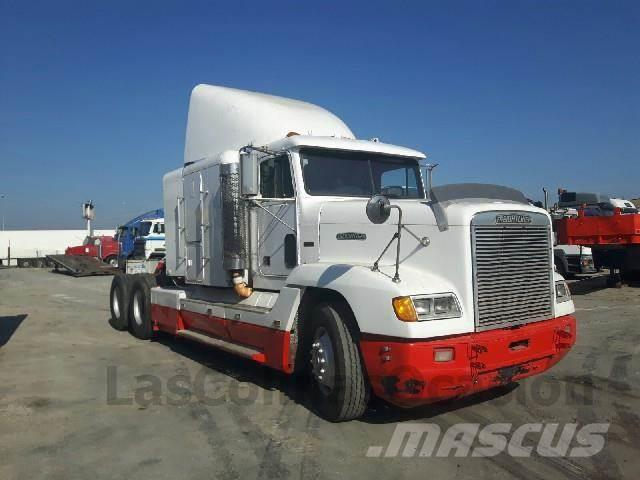 Freightliner Tractor Weight : Freightliner americano tractor units price £