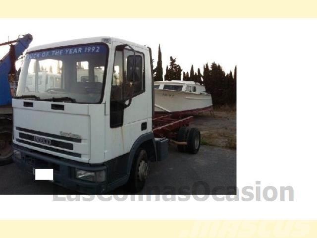Iveco 75E12, 1992, Chassier