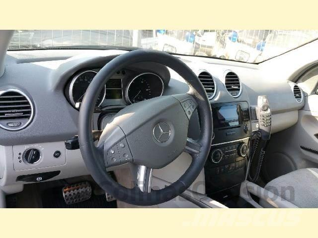 used mercedes benz ml 320 cars year 2006 for sale mascus usa. Black Bedroom Furniture Sets. Home Design Ideas