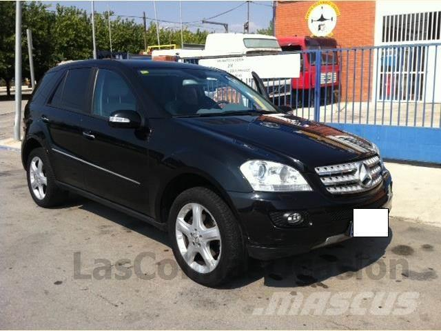 used mercedes benz ml 320 cars year 2006 price 20 840 for sale mascus usa. Black Bedroom Furniture Sets. Home Design Ideas