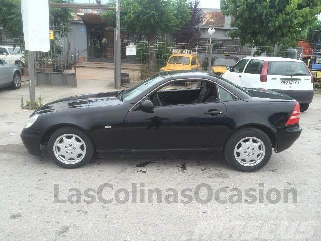 Mercedes-Benz SLK, 1998, Personbilar