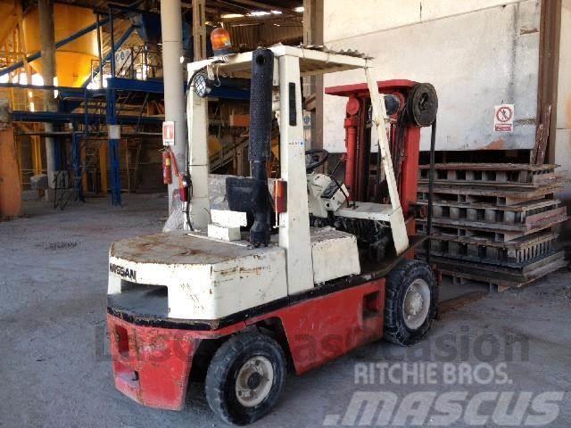 Nissan Diesel Truck >> Nissan Diesel Forklifts Price 2 664 Mascus Uk