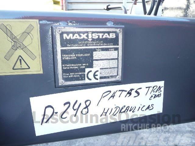 [Other] MAXIESTAR PATAS TRASERAS HIDRAULICA