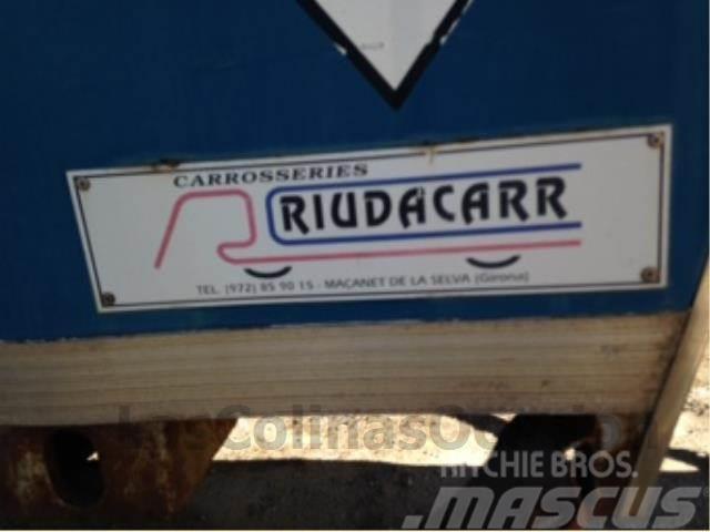 RIUDACARR, Kapellbil