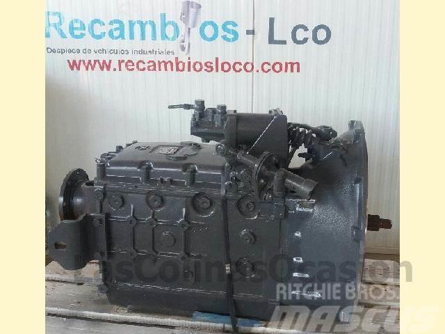 Pegaso S6 90