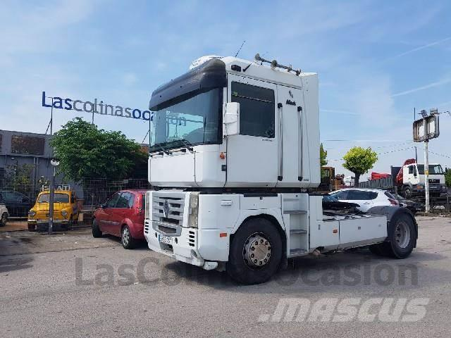 renault magnum occasion ann e d 39 immatriculation 2004 tracteur routier renault magnum. Black Bedroom Furniture Sets. Home Design Ideas