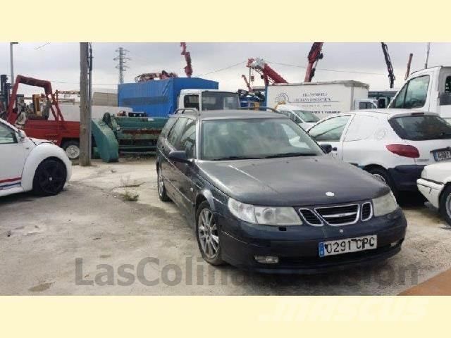 Saab 9-5, 2004, Personbilar