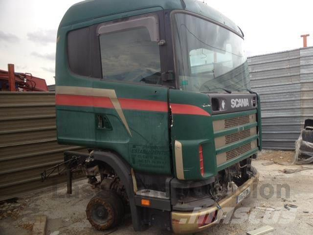 Scania 124 450