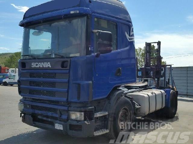 Scania R-500
