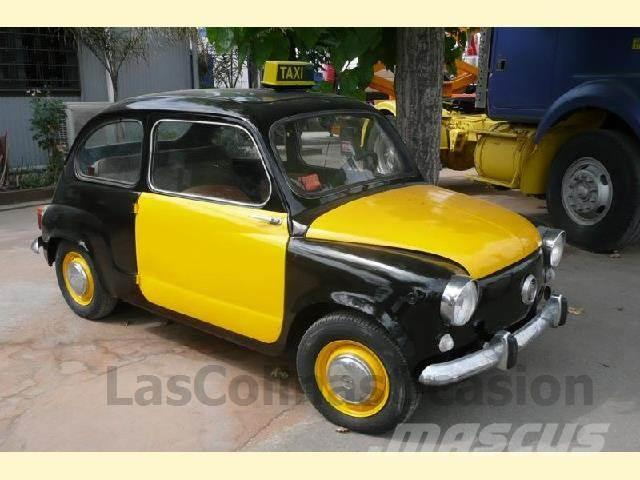 seat 600 occasion ann e d 39 immatriculation 1969 voiture seat 600 vendre mascus france. Black Bedroom Furniture Sets. Home Design Ideas