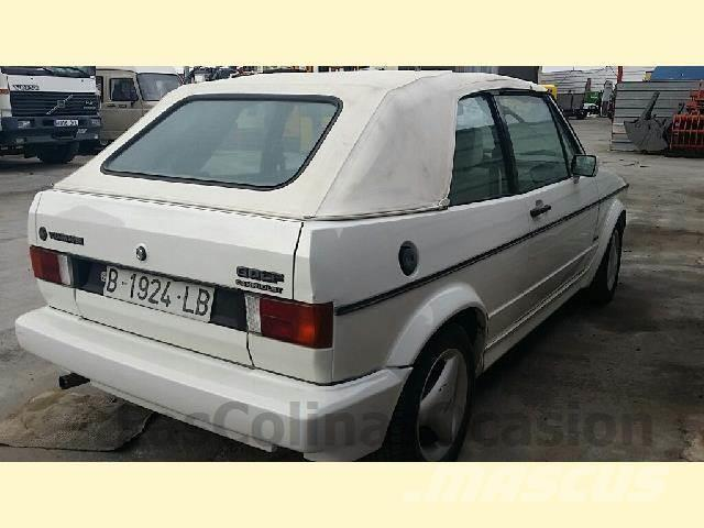 volkswagen golf occasion ann e d 39 immatriculation 1990 voiture volkswagen golf vendre. Black Bedroom Furniture Sets. Home Design Ideas