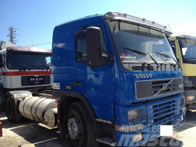 Volvo FM 12 42 340, 2000, Dragbilar