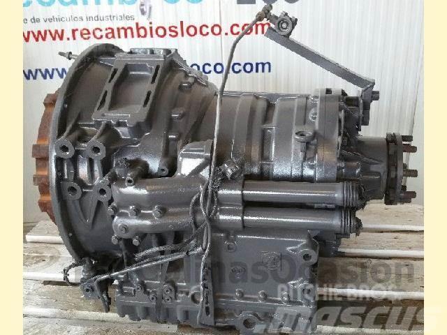 ZF 5 HP 590