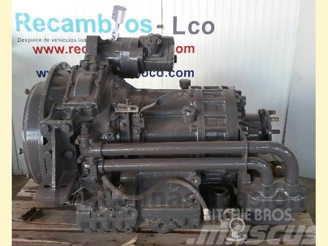 ZF 6HP 500