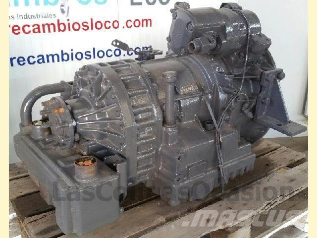 Zf Hp D on Zf Transmission 6hp