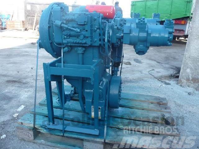ZF P&H ZF 6WG-120