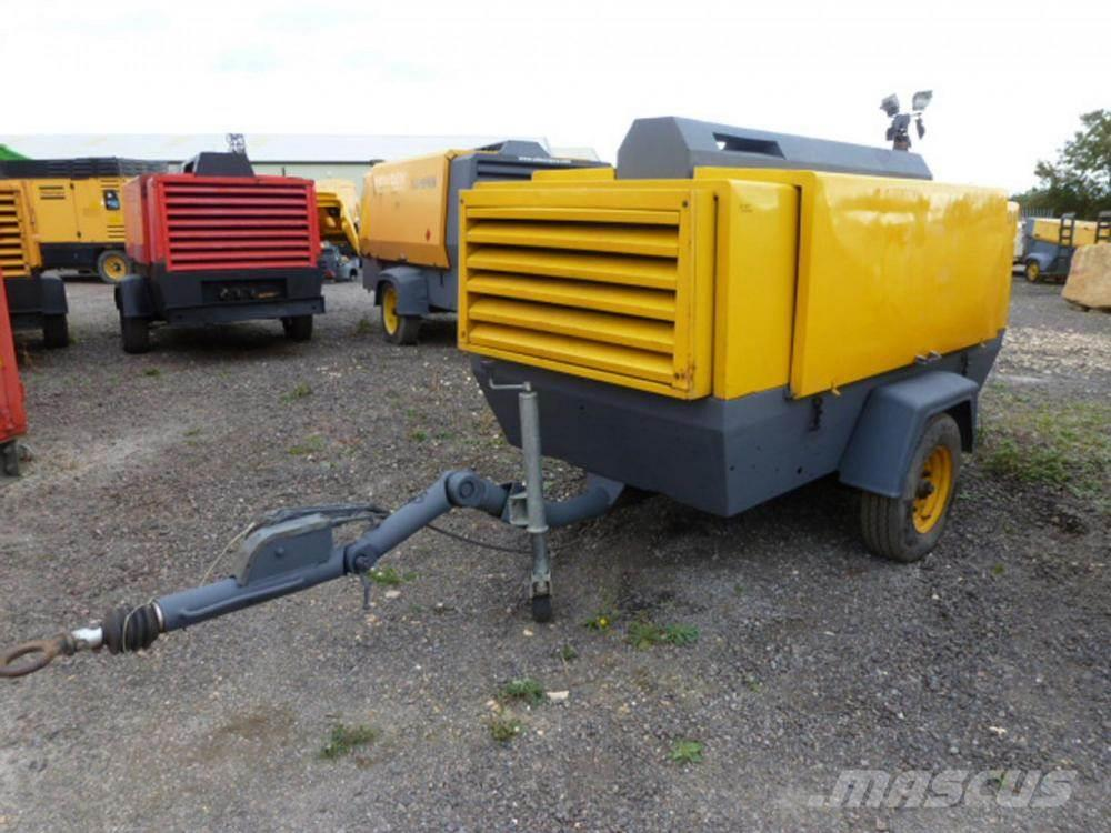 Atlas Copco XAHS186DD S-NO 60575904 SOLD