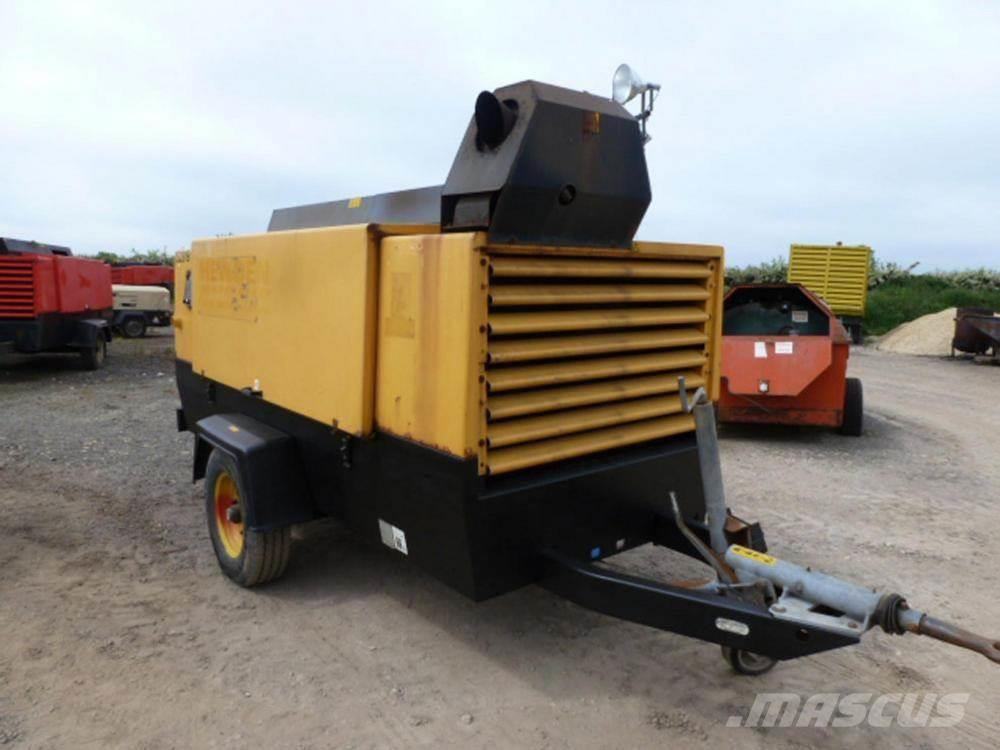 Atlas Copco XAHS236CD S-NO 70621915