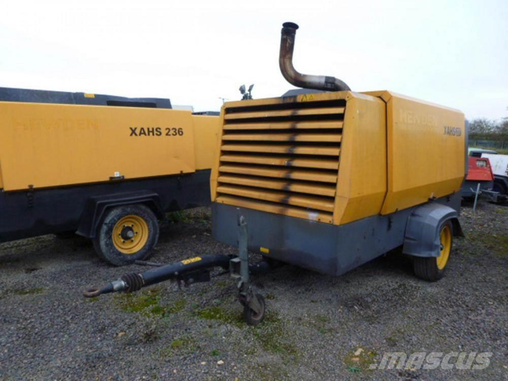 Atlas Copco XAHS237CD S-NO 80706611
