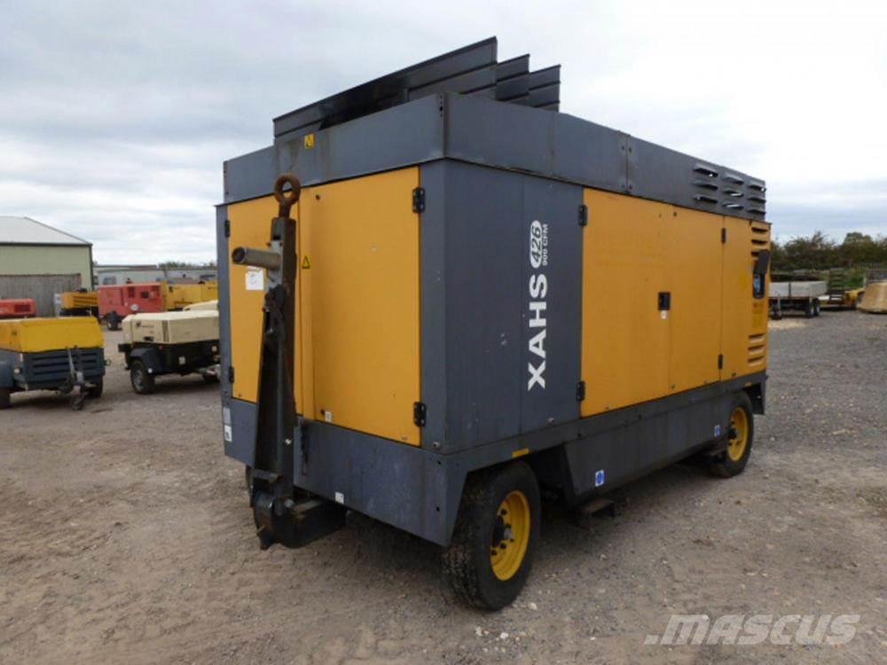 Atlas Copco XAHS426CD S-NO 70620645
