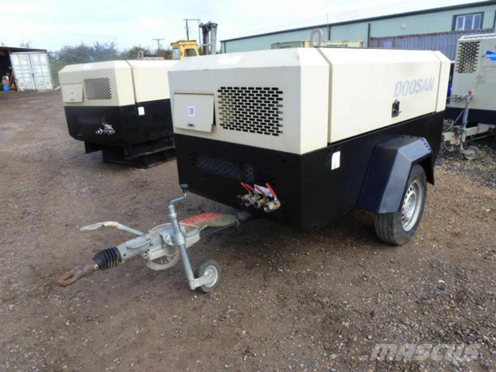 Doosan 7-72 S-NO 542057 SOLD, ANOTHER 7-71 DUE IN 7 DAYS