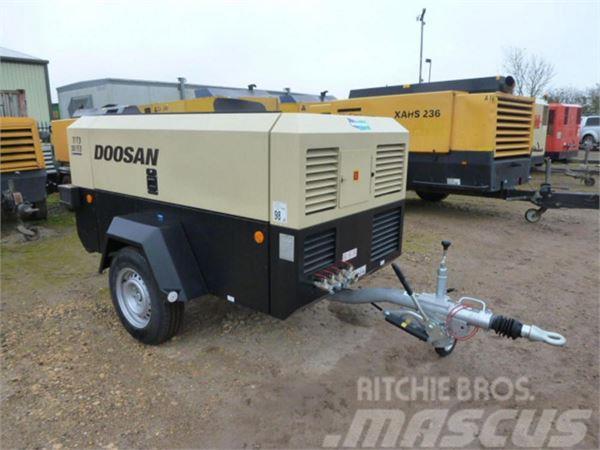 Doosan 7-73/ 10-53 S-NO 543738 SOLD, ANOTHER NEW MACHINE