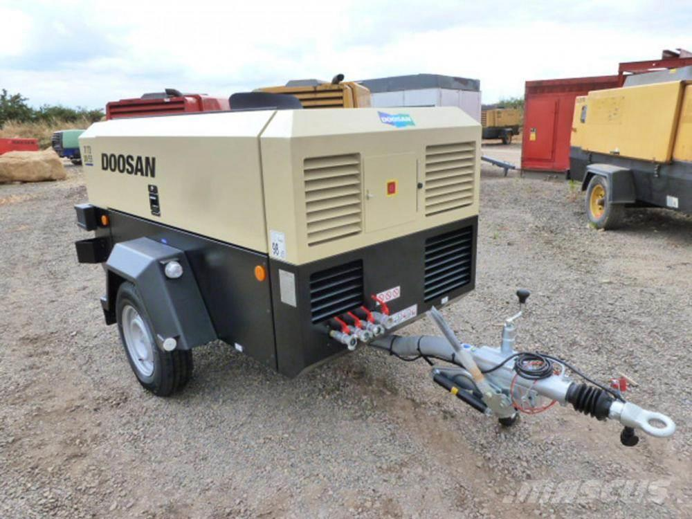 Doosan 7-73/10-53 S-NO 543867 SOLD, ANOTHER NEW UNIT DUE